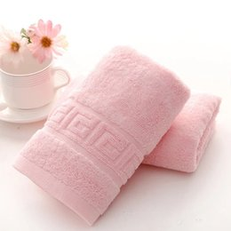$enCountryForm.capitalKeyWord NZ - New 2016 1pc 34*74cm(13''*30'') 100% Cotton Towel adult Hand towel toalhas Super breathable Brand towel 4 Colors