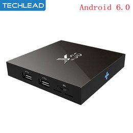 Android Tv Box 16gb Ram Canada - X96 Android TV Box Quad Core Amlogic S905X 2GB RAM 16GB 2.4GHz WiFi HD Smart Video Set Top BOX 4K