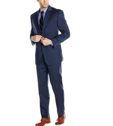 Green Men S Fitted Suit Canada - Hot sell Simple men Suits Wedding occasion Grooms Tuxedos Men Suit Slim Fit Beach Groomsmen Suits (Jacket+Pant)
