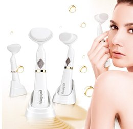 $enCountryForm.capitalKeyWord Canada - South Korea high quality Pobling Electric wash face brush Machine Facial Pore Cleaner Body Cleaning Skin Massager beauty tool