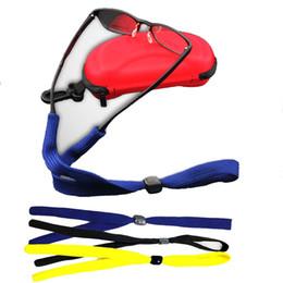b66e507e999c Wholesale Eyeglass Cords UK - 3colors option Outdoor Cotton Sport  Sunglasses Reading Glasses Eyeglasses cord holder