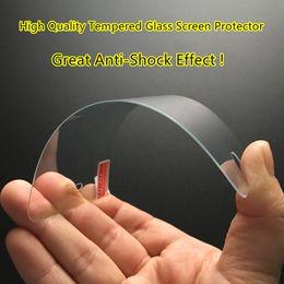 $enCountryForm.capitalKeyWord NZ - For Apple Iphone 5 6 7 8 Iphone X High Quality Tempered Glass Screen Protector HD 9H 2.5D Anti Fingerprint Foam Pack--YH0079