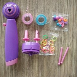 Styling Braider Twist Braid NZ - 1set Pro Styling Tools Automatic Twist Braid Knitted Device Hair Curler Hair Braider Machine Hair Styling Braiding Hairstyle Hot