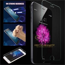 $enCountryForm.capitalKeyWord Australia - 2016 10pic lot For iPhone 6 6s Screen Protector Toughened Glass Front Membrane Premium Tempered Glass Protective Film Guard 4.7 Inch