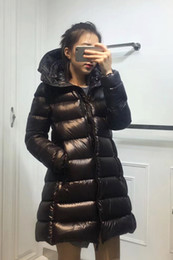 Wholesale black women down parka for sale - Group buy SUYEN Brand parkas for women winter down jacket Ladies anorak jacket women coat abrigos y chaquetas mujer invierno M349