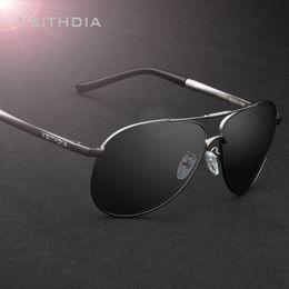 Veithdia sunglasses polarized online shopping - VEITHDIA Classic Mens Sunglasses Polarized Lens Male Sun Glasses Eyewear Accessories gafas oculos de sol masculino For Men