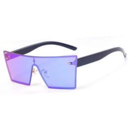 $enCountryForm.capitalKeyWord NZ - Women Oversized Retro Goggles Men Fashion Silver Shield Windproof Outdoor Steampunk Sunglasses Vintage Male Eyewear Cheap sunglasses vision