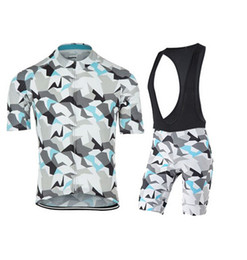 71411ce3d Camouflage Cycle Jersey Canada - Camouflage Ropa Ciclismo Cycling Clothing  MTB Bike Clothing Bicycle Clothes 2018