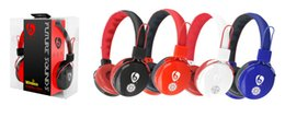 High Quality Computer Mic UK - High Sound Quality Wireless Bluetooth Music Headphone Headset V8-2 Computer & Phone Earphone With Mic 4 Colors