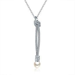 Genuine Swarovski Jewelry UK - SALE Best Quality genuine 925 silver hot Wedding jewelry necklace Fine jewelry Crystals from Swarovski Christmas gift