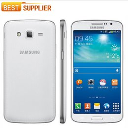 Samsung Cell Phone Sales Canada - 2016 Sale Original 1080p Samsung Galaxy Grand 2 G7102 Cell Phone 8mp Camera Gps Wifi Dual Sim Quad-core Cell phone Shipping