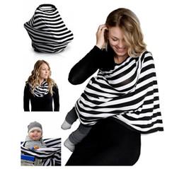 $enCountryForm.capitalKeyWord NZ - NEW Multi-Use Stretchy Infinity Scarf Baby Car Seat Cover Canopy Nursing Cover Breastfeeding Shopping Cart Cover