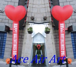 Valentineu0027s Day Decoration Inflatable Hearts Air Dancer