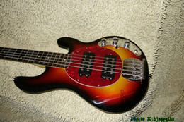 China New China Guitars StingRay 5 Electric Bass Rosewood Fingerboard Wholesale OEM From China suppliers