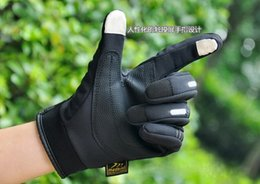 Reflective Screen Canada - 2016 New Madbike Mad-07 full finger Motorcycle racing gloves knight riding off-road motorbike glove night reflective can touch screen