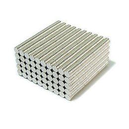 Neodymium Magnet Disc N35 UK - Wholesale - In Stock 200pcs Strong Round NdFeB Magnets Dia 4x1mm N35 Rare Earth Neodymium Permanent Craft DIY Magnet Free shipping