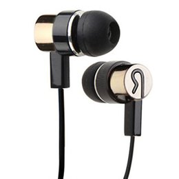 China Seven Colors Stereo Earphone Headphones 3.5mm Universal Noise Cancelling In-Ear Headsets For Iphone6s 6S Plus cheap earphones red color suppliers