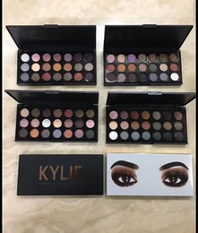 Kylie eyeshadow online shopping - New arrive High quality Makeup Eyes Kylie Jenner Colors Eyeshadow Palette