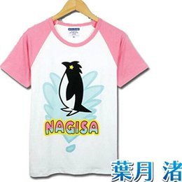 $enCountryForm.capitalKeyWord Canada - Free! Iwatobi Swim Club Nagisa Cotton T-shirt Cosplay Costume tshirt