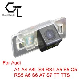 s6 camera NZ - For Audi A1 A4 A4L S4 RS4 A5 S5 Q5 RS5 A6 S6 A7 S7 TT TTS Wireless Car Auto Reverse Backup CCD HD Night Vision Rear View Camera
