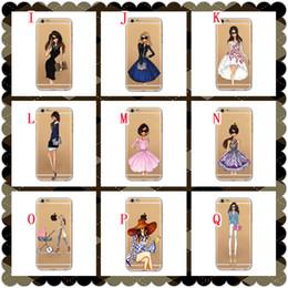 $enCountryForm.capitalKeyWord Canada - Fashion Sexy Girl Woman Hard PC Case For Iphone 8 7 Plus 7th 6 6S SE 5 5S 3D Cartoon Flower Cosmetics Lip Fruit Orange Pineapple Skin Cover