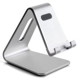 Apple Ipad2 Tablet UK - UP SILVER color aluminum laptop and tablet stands AP-4S