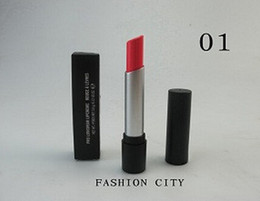 $enCountryForm.capitalKeyWord NZ - NEW Makeup PRO LONGWEAR LIPCREME ROUGE LIPSTICK 3.6g Lipstick Lip stick A01 fashion city