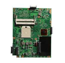 laptop motherboard asus Australia - K52N REV 2.1 Main Board for asus K52N K52F Series Laptop Motherboard AMD 880G Motherboard