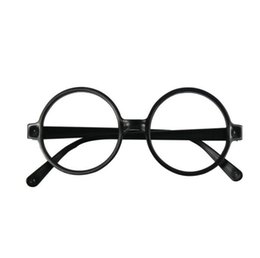 4919aa63ad Kids Harry Potter Glasses Frame BLACK ROUND Harry Potter School Boy Glasses  Frame Harry Potter Glasses Without Lenses KKA3085