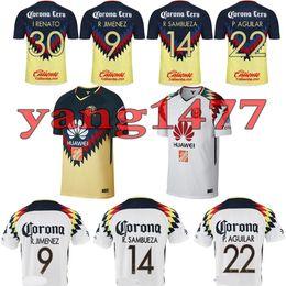 1daa403ff ... home soccer jersey c327 2017 2018 mexico club america soccer jerseys 17  18 peralta dominguez sambueza
