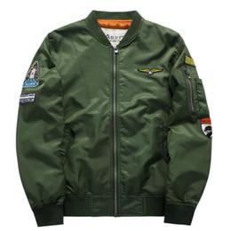 $enCountryForm.capitalKeyWord Canada - Tactical Jacket Men Men's MA-1 Style Army Baseball Jacket Bomber Jackets And Coats For Men Male Chaqueta Free Shipping