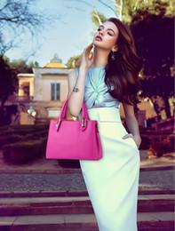 Lady Bag Celebrities Canada - 2016 Vintage Celebrity Tote Shopping Bag It bag HandBags Designer Bags Adjustable Handle Hot Bags