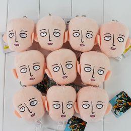 Chinese  Anime ONE PUNCH-MAN Plush Toys Plush Pendant Toys Soft Stuffed Dolls 9cm High Quality Free Shipping 10pcs lot manufacturers