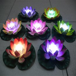 Lotus led light colors nz buy new lotus led light colors online 8 colors available artificial lotus flower candle lights colorful changed led lotus flower for valentines day wedding holiday supplies mightylinksfo Gallery