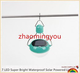 $enCountryForm.capitalKeyWord NZ - 7 LED Super Bright Waterproof Solar Powered Light Sensor Outdoor Garden Patio Path Tree Mount Gutter Fence Security Lamp Light