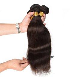 Peruvian Hair 28inches NZ - 8-28inches straight hair 100g pcs pcs lot 7A Peruvian Hair brazilian hair indian hair Malaysian Virgin Hair , Mongolian Human