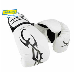 12 Gear Australia - 8 10 12 14oz High Quality PU Boxing Gloves Fighting Sports Wearable Breathable Muay Fight Gloves Training Free Shipping
