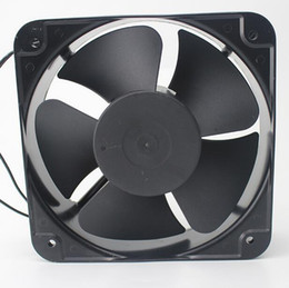 high temperature bearings NZ - SF-20060MBL-2 220V 0.45A 2 wire cabinet cooling fan for high temperature fan
