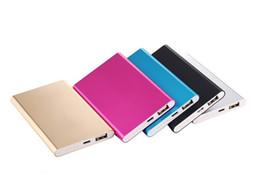 $enCountryForm.capitalKeyWord UK - Ultra-thin Power Bank 8800mah Powerbank Externa polymer Battery High Quality Universal Phone Charger 100pcs (Factory Wholesale, Custom LOGO)