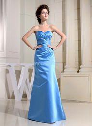 $enCountryForm.capitalKeyWord NZ - 2018 Satin Knee-length Sweetheart Sheath Bridesmaid Dresses Party Long New Design Hot Sale Brides Maid Dress Custom Size color