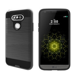 $enCountryForm.capitalKeyWord Canada - Hot Sell Shockproof Hybrid Armor Durable Cell Phone Case TPU+PC 2 in 1 fashion case For LG G5