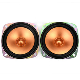 $enCountryForm.capitalKeyWord UK - Freeshipping 2pcs 3 inch 4 ohm 10W Full-range speaker bullet double magnetic small louderspeaker accessories speakers