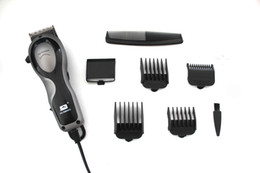 Wholesale Free Shipping BJT Hair clippers Professional super Hair Trimmer UK.EU.US plug,110V and 220V