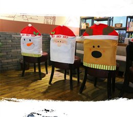 christmas dining chair covers online | christmas dining chair back