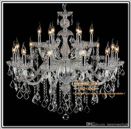 large traditional chandelier free shipping large crystal chandelier 18 arms luxury crystal light fashion chandelier