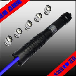 $enCountryForm.capitalKeyWord Australia - Most Powerful Military Lazer Torch 450nm 2000000m High Quality Flashlight Blue Laser Pointer camping signal lamp Light LAZER Hunting 007