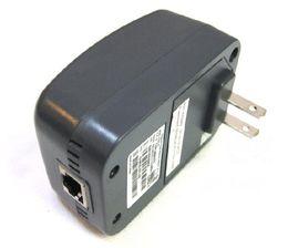 2pcs adaptador Asoka PlugLink PL9650-ETH 85M Homeplug Powerline para IPTV ITV US