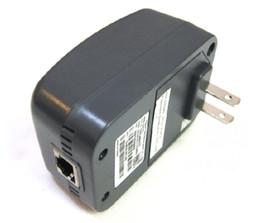2pcs Asoka PlugLink PL9650-ETH 85M Adattatore Homeplug Powerline per IPTV ITV USA