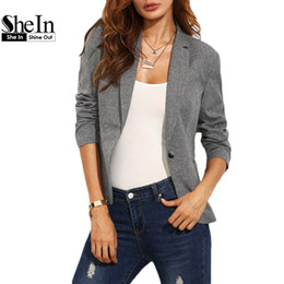 Discount Fitted Womens Blazers | 2017 Fitted Womens Blazers on ...