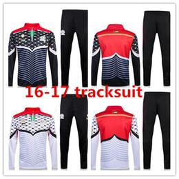 Football Maillots Palestine pull survêtement de sport blanc formation Costumes Vêtements Survêtements Homme ordre mix Hoodies livraison gratuite en Solde